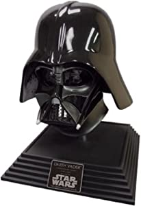 Rubie's Costume Star Wars Limited Edition Collectible Darth Vader Helmet and Mask with Display Base, Black, One Size