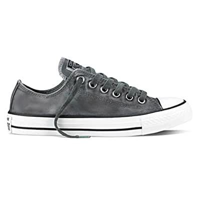 Converse - Converse Chuck Taylor Black wash All Star low OX Schuhe Sage Black White Chucks 549669C Schuhe Herren Damen