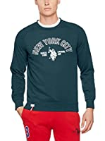 US POLO ASSN Sudadera (Verde Botella)