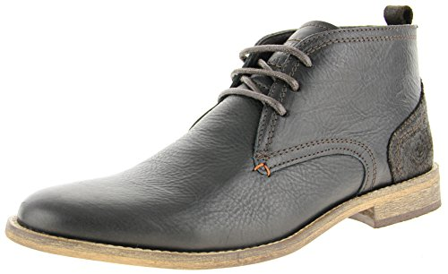 BULLBOXER - Stivali Desert Boots Uomo , nero (nero), 44 EU