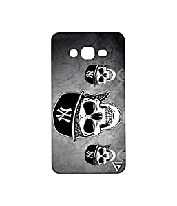 Vogueshell Grafiti Pattern Printed Symmetry PRO Series Hard Back Case for Samsung Galaxy Grand Prime
