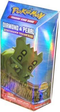 Pokemon Diamond & Pearl Mysterious Treasures Armor Fortress Theme Deck [Toy] - 1