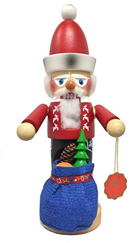 Steinbach Chubby Bavarian Santa German Nutcracker 2008 Edition-Signed