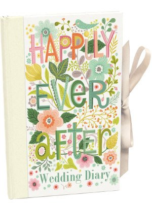 Happily Ever After Wedding Diary - Planner and Keepsake
