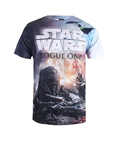 Star Wars Camiseta Manga Corta Invasion
