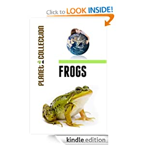 Frogs: Picture Book (Educational Children's Books Collection) - Level 2 (Planet Collection)