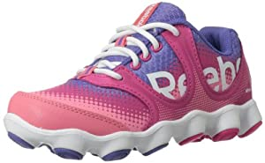 Reebok ATV19 Sonic Rush Running Shoe (Little Kid/Big Kid),Purple Vibe/Victory Pink/Pink Fusion/White,13 M US Little Kid