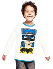 Pure Cotton Glossy Batman™ T-Shirt