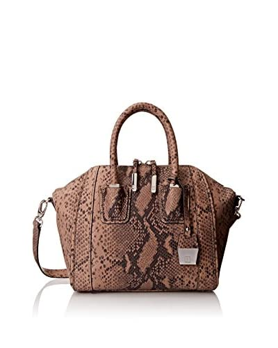 Ivanka Trump Women's Doral Small Satchel, Pale Taupe As You See