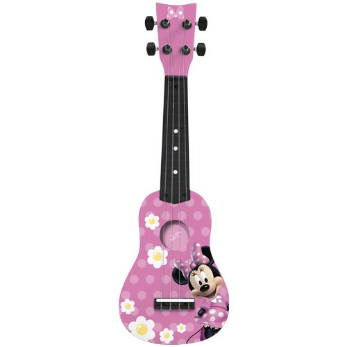 Disney Minnie Mouse Mini Guitar By First Act - Mo285