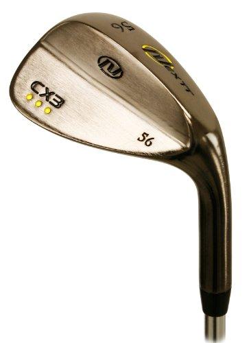 Nextt Golf Men'S Cx3 Wedges Black Chrome (Right Hand, 56 Degrees)