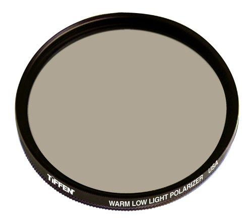 Tiffen 82WLLPOL 82mm Warm Low Light Polarizer Filter