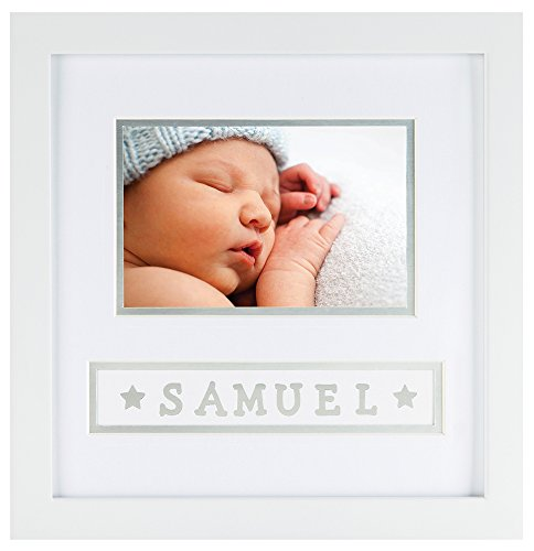 Pearhead Photo Frame, Personalized Name (Discontinued by Manufacturer) - 1