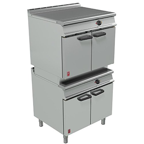 Falcon Dominator Plus Heavy Duty Two Tier General Purpose Oven / Commercial Kitchen Restaurant Cafe
