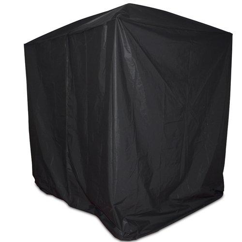 Abdeckhaube Schutzhülle für Hollywoodschaukel in schwarz 218x125x185 cm jetzt kaufen