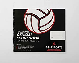 Buy Score Right Volleyball Scorebook by Score Right