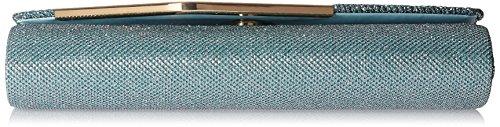 KNY Women's Clutch (Blue) (KNY018)