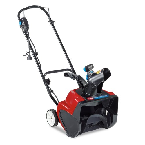 Why Should You Buy Toro 38371 15-Inch 12 Amp Electric 1500 Power Curve Snow Blower