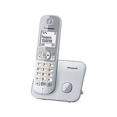Panasonic Cordless Landline Phone - KX-TG6811 (Silver)