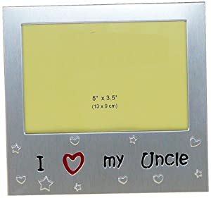 Amazon Com I Love My Uncle Expressions Photo Picture