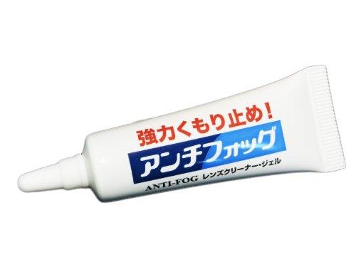 ANTI-FOG LENSCLEANER アンチフォッグ レンズクリーナー 強力メガネ曇り止め お徳用10g