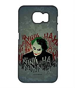 Jokers Laugh Phone Cover for Samsung S6 by Block Print Company