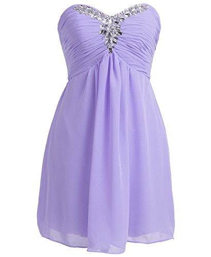 Fashion Plaza Strapless Bridesmaid Formal Evening Cocktail Party Dress D0143