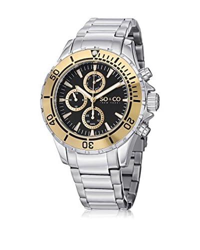 So&Co New York Reloj de cuarzo Man Yacht Club 45 mm
