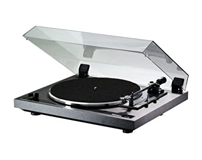 Thorens TD170 3-Speed Automatic Belt Drive Turntable (Black) from Thorens