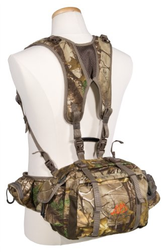 Alps Outdoorz Little Bear Hunting Fanny Pack With Harness (Realtree Xtra Hd)