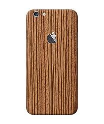 dbrand Zebra Wood Back Full Mobile Skin for Apple iPhone 6
