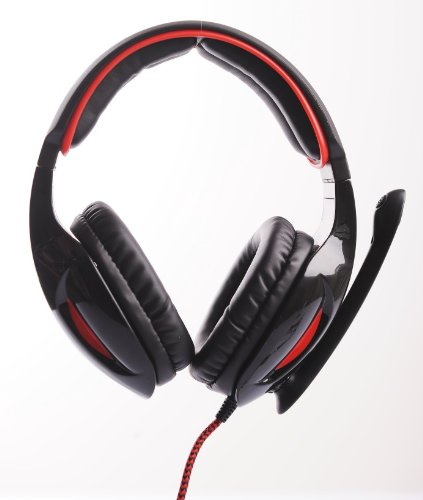 Sades Sa-902 Gaming Headset With Mic & Remoter(For Volume And Mic) (Black)