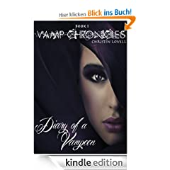 Diary of a Vampeen (Vamp Chronicles)