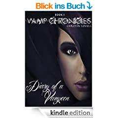 Diary of a Vampeen (Vamp Chronicles Book 1) (English Edition)