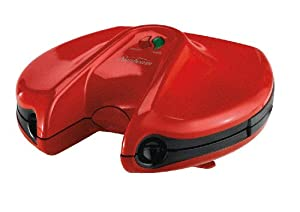 Sunbeam FPSBFCM40 Fortune Cookie Maker, Red