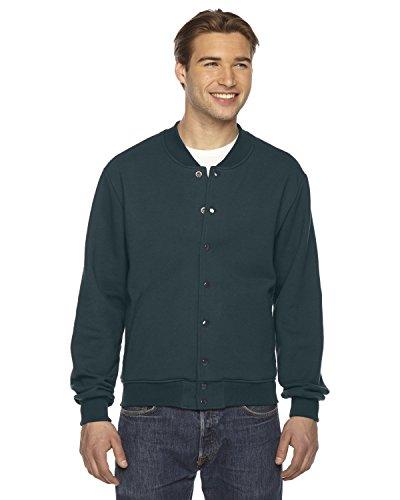 american-apparel-chaqueta-flex-forro-polar-club-chaqueta