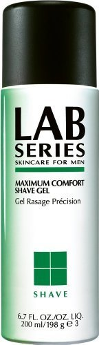Lab Series For Men Maximum Comfort Shave Gel 200ml by Lab Series For Men (English Manual)