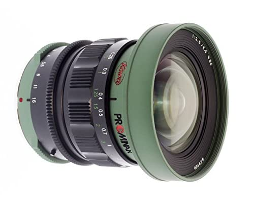 Kowa 単焦点レンズ グリーン マイクロフォーサーズ専用 PROMINAR 8.5mm F2.8 GR