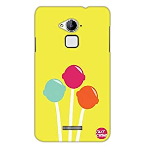 Designer COOLPAD Note 3 Case Cover Nutcase-Lollipops