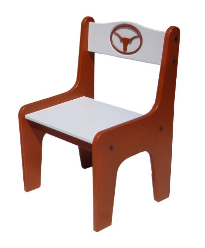 Adventure Furniture C0539-Texas University of Texas Child Team Spirit Chair