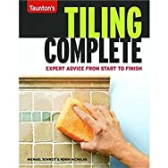 H D A, Inc. TP58812 Tiling DIY Reference Book