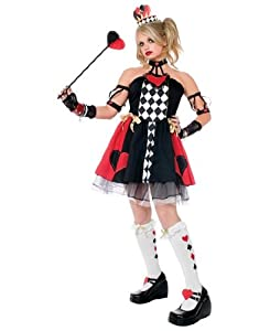 amazon   queen of hearts costume   teen toys amp games
