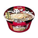 (お徳用ボックス) 明星 一平ちゃん醤油味 85g×12食