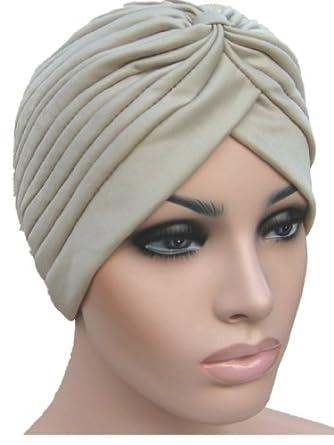 Vintage Style Turban (Soft Green)