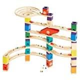 Hape - Quadrilla - Xcellerator - Marble Railway in Wood