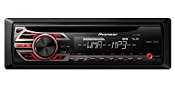See Pioneer DEH-150MP Single DIN Car Stereo With MP3 Playback Details