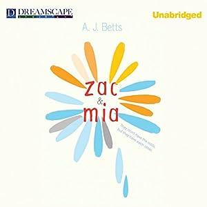 Zac and Mia Audiobook