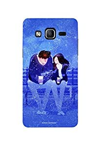 Sowing Happiness Printed Back Cover for Samsung Galaxy On 5