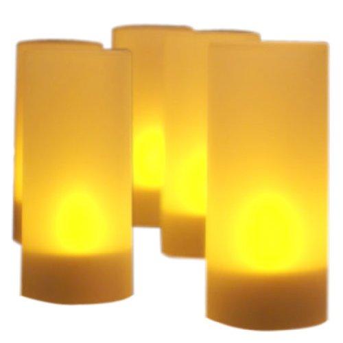 LEDキャンドルライト(6本入り) a03916 <33606>