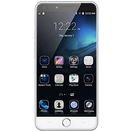 """Ulefone Be Touch 3 4G Smartphone Android 5,1 Lollipop OS Octa Core 3 GB RAM 16GB ROM MTK6753 64 bits 5,5 """"IPS écran 13МP 5MP doubles caméras Scanner d'empreintes digitales Charge rapide"""
